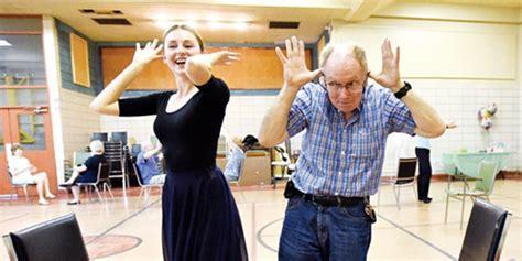 Hamilton City Ballet Joins World Dance For Parkinson Day