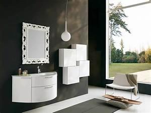 miroir contemporain salle de bain With miroir salle de bain contemporain