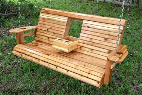 diy wood porch swing myoutdoorplans  woodworking