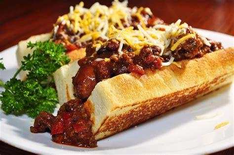 la salsa del chili dog