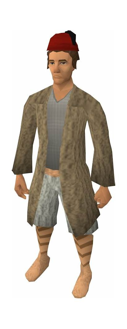 Desert Outfit Clothing Runescape Robes