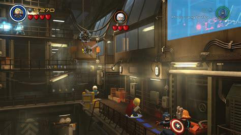 avengers lego marvel anger management walkthrough games