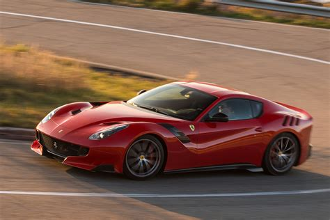 New Ferraris by New F12tdf Review Auto Express
