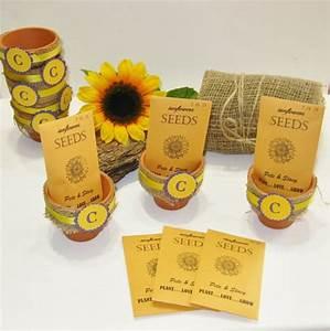 flower seeds seed packets wildlfower seeds sunflower With sunflower seed packets for wedding favors