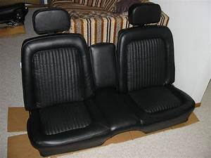 seat restore advice - reupholster or buy new seats for 66 convert - Ford Mustang Forum