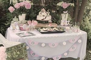 Vintage High Tea Birthday Party | Pizzazzerie
