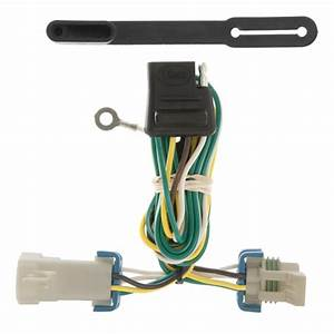 1998-2004 Chevy S10 Curt T Connector Wiring Harness