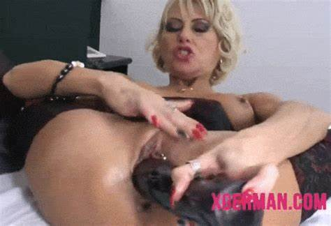 Monster Titty Skinny Braids Riding Doctors Dick Granny With Huge Toy Gifs