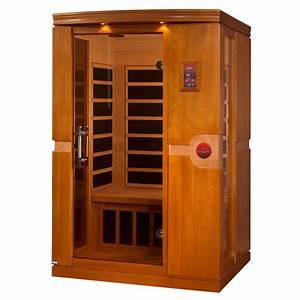 2 Mann Sauna : orbit 2 person infrared sauna 2 backrests ionizer ~ Lizthompson.info Haus und Dekorationen