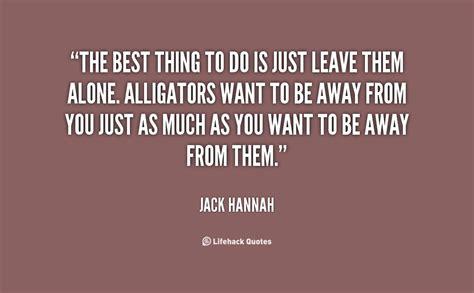 Jack Hannah Quotes. QuotesGram