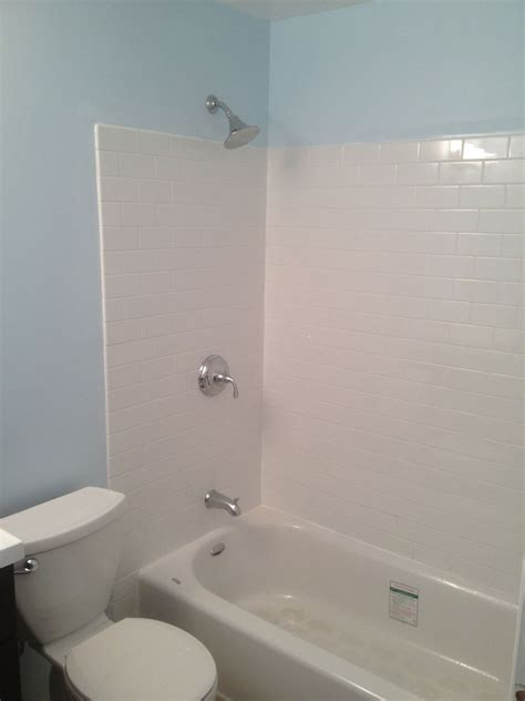 hometalk create  waterproof bathtub wall