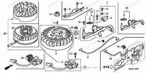 Honda Small Engine Parts Gcv160 Oem Parts Diagram For Flywheel  1