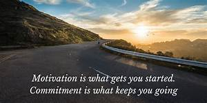 Life, Lessons, On, Commitment