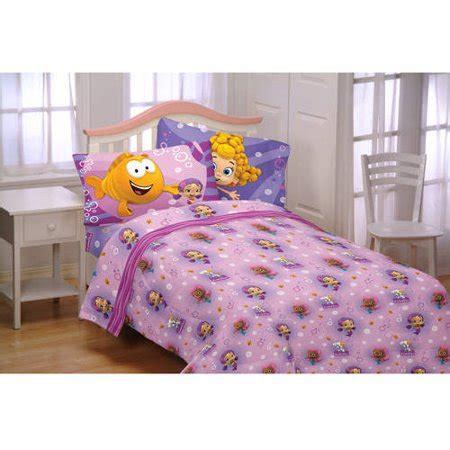 bubble guppies fun guppies cotton  polyester bedding