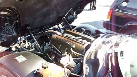 Pontiac Solstice with a ls2 V8 motor swap- it started with ...