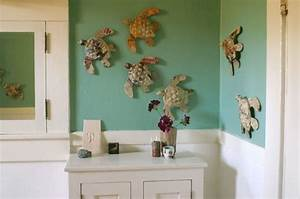 turtles sea turtle themed bathroom accessories tsc With kitchen colors with white cabinets with sea turtle metal wall art