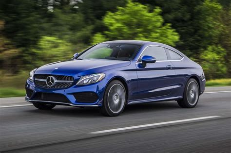 mercedes benz  coupe review  drive
