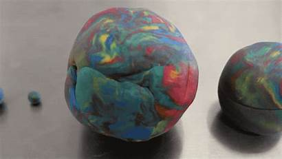 Planet Comparison Planets Clay Solar System Right