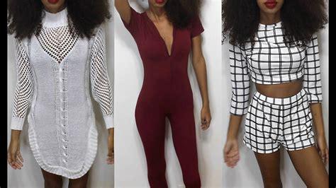 January Clothing Haul Ft. Shein, Matteshop, Tb Dress