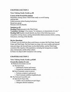 Chapter 2 Section 2 The Coming Of Independence Worksheet