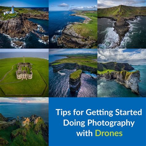 tips   started  photography  drones