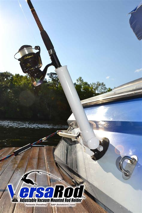 Mounting Rod Holders On Bass Boat by Jet Ski Paddleboard Sup Ski Boat Vacuum Mounted Fishing