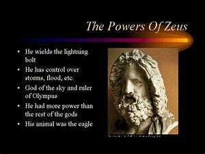 what does Zeus do? - Greek Mythology Answers - Fanpop