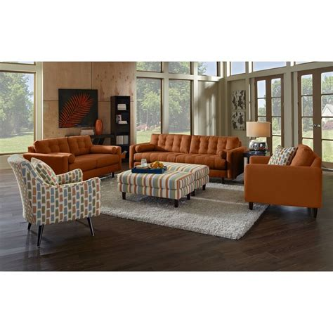 avenue collection value city furniture living room