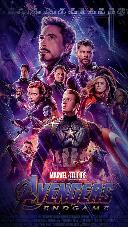 Iphone Hero Avengers Marvel Poster Endgame Film