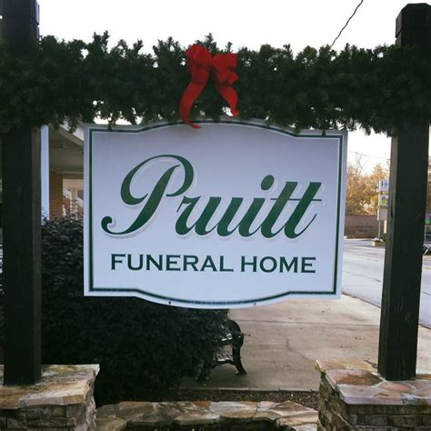 Pruitt Funeral Home Royston by Pruitt Funeral Home Inc Home