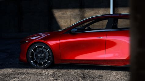 Mazda 2019 Concept by Mazda Concept Previews 2019 Mazda 3 Photos 1 Of 20