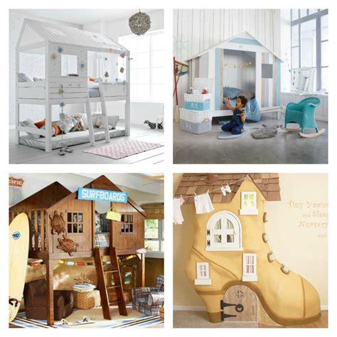 deco chambre original lit enfant cabane et solutions originales pour fille et garçon