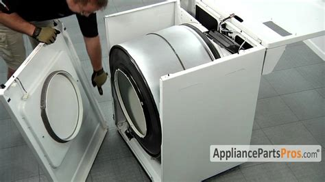 How Disassemble Whirlpool Kenmore Dryer Youtube
