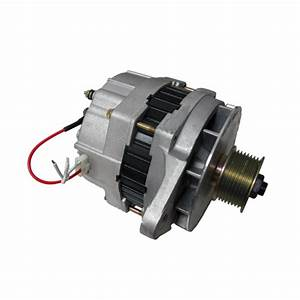 22 Si  12v  Alternator With Pulley - 450c  U0026 All Late Recon Engines