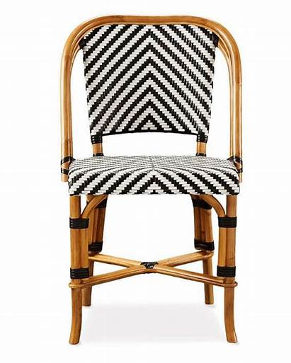 Bistro Chair Chairs Rattan Woven Parisian Side