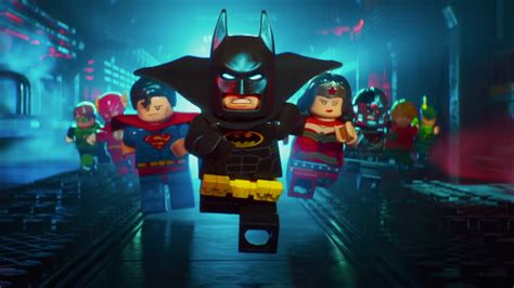 """lego Batman Movie"" Rides Predecessor's Success"