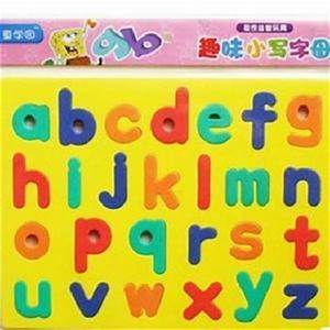 china custom made educational rubber magnetic alphabet for With custom magnetic letters