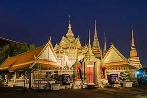 Phra Nakhon  Vieille Ville De Bangkok   Incontournable