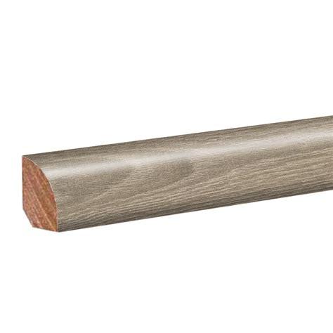 pergo flooring quarter pergo rustic wood 0 62 in thick x 0 75 in wide x 94 5 in length laminate quarter round