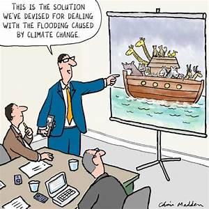Is It Getting Warmer? » cartoon
