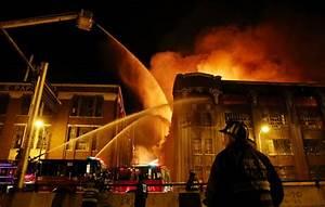 Incendie Paris 15 : les pompiers teignent un incendie par un froid polaire ~ Premium-room.com Idées de Décoration