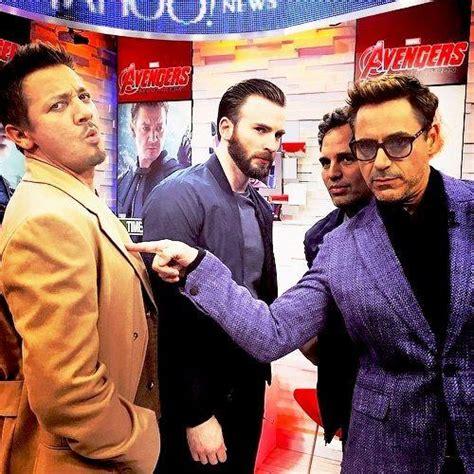 Robert Downey Jr Twitter Chris Evans