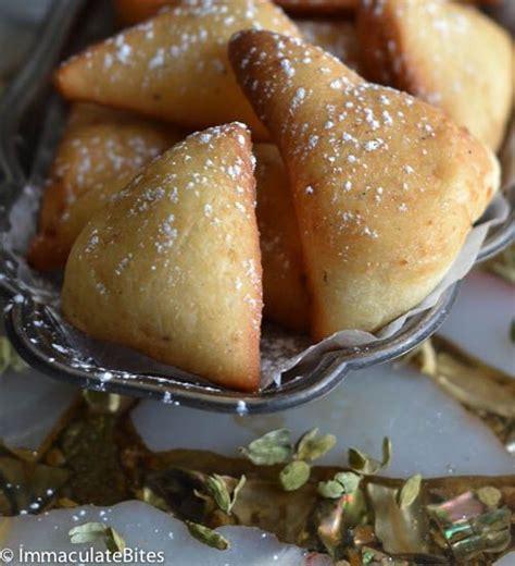 mandazi east african doughnuts recipe food street