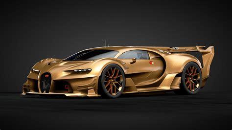 Noob vs pro vs hacker minecraft animation. Gold Bugatti Vision Gran Turismo - Supercars Gallery