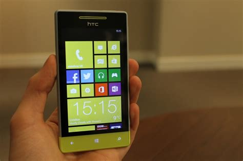 htc windows phone  review
