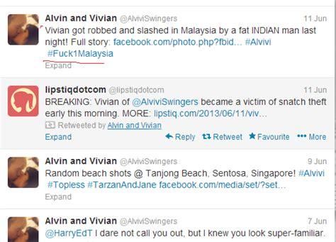 Siapa Alvin & Vivian Sebenarnya