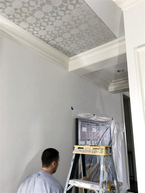 wallcoverings installed  interior designers pulp