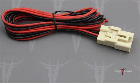 Toyota Runner Tweeter Wire Harness Adapters