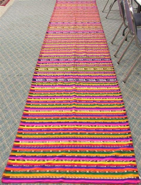 how long should a table runner be extra long panama table runner