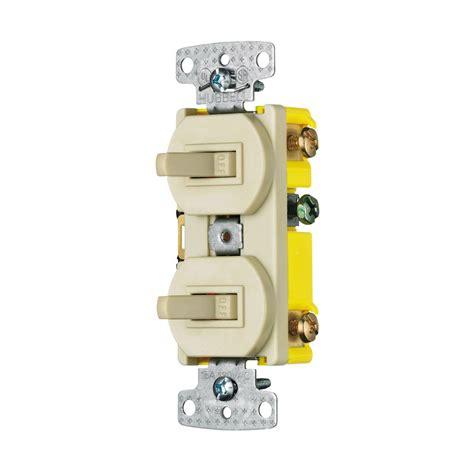 3 way light shop hubbell 2 switch 15 single pole 3 way ivory